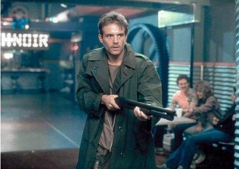 Kyle Reese gave his life to save Sarah and make a baby with her.