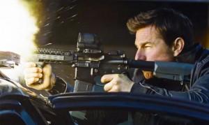 Rat-tat-tat-tat, Reacher never hesitates to put a bad guy on his back.