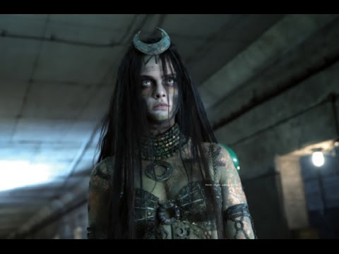 The villain, Enchantress