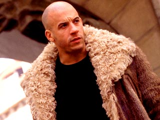 Xander Cage can wear coats like this.