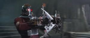 hadron gun