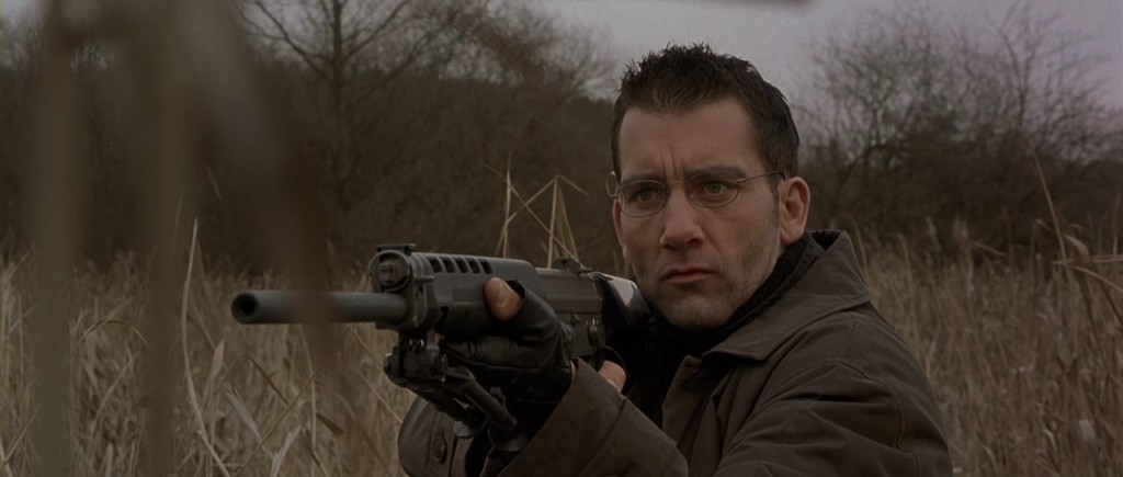 Clive Owen's great and all, but how could you be scared of this guy?