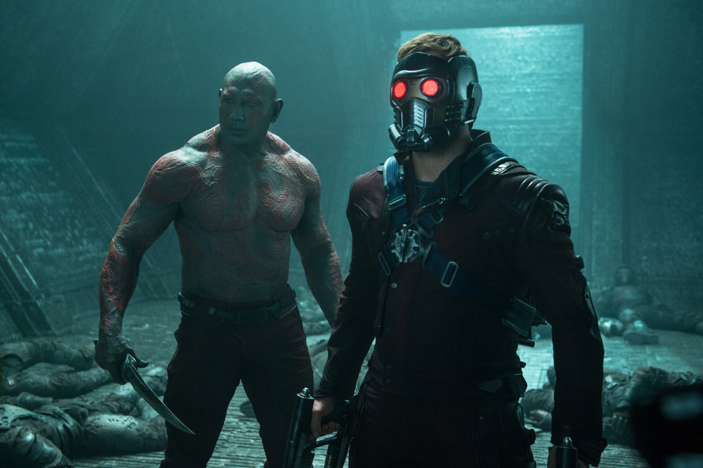 Peter's Star-Lord getup