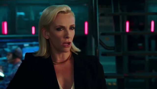 Seemed like Toni Collette was disinterested in most scenes.