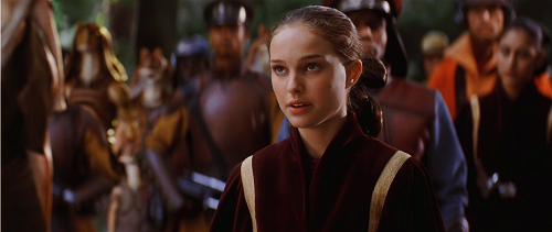 Padme, or the queen?