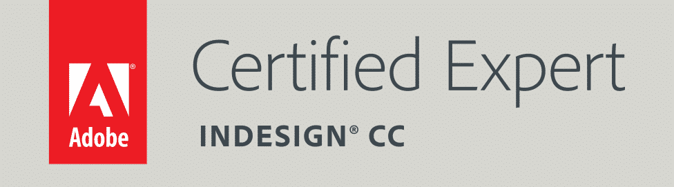 Adobe Certified Expert InDesign CC